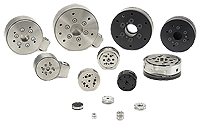 Six Axis F/T - Multi-Axis Force/Torque Sensors provide full six-axis force and torque sensing.