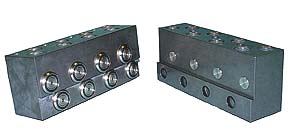 FA44 Modules (Master and Tool) shown (NPT ports)