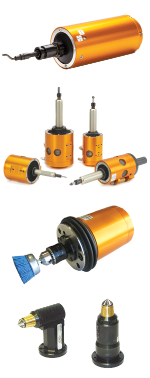 Ati Industrial Automation Robotic Deburring Tools