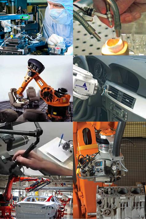 ATI Industrial Automation: Humanoid Robots